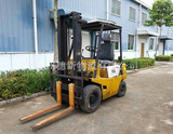 穗新物流叉车Forklifts load