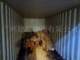 木材裝柜運輸Wood is shipped in containers